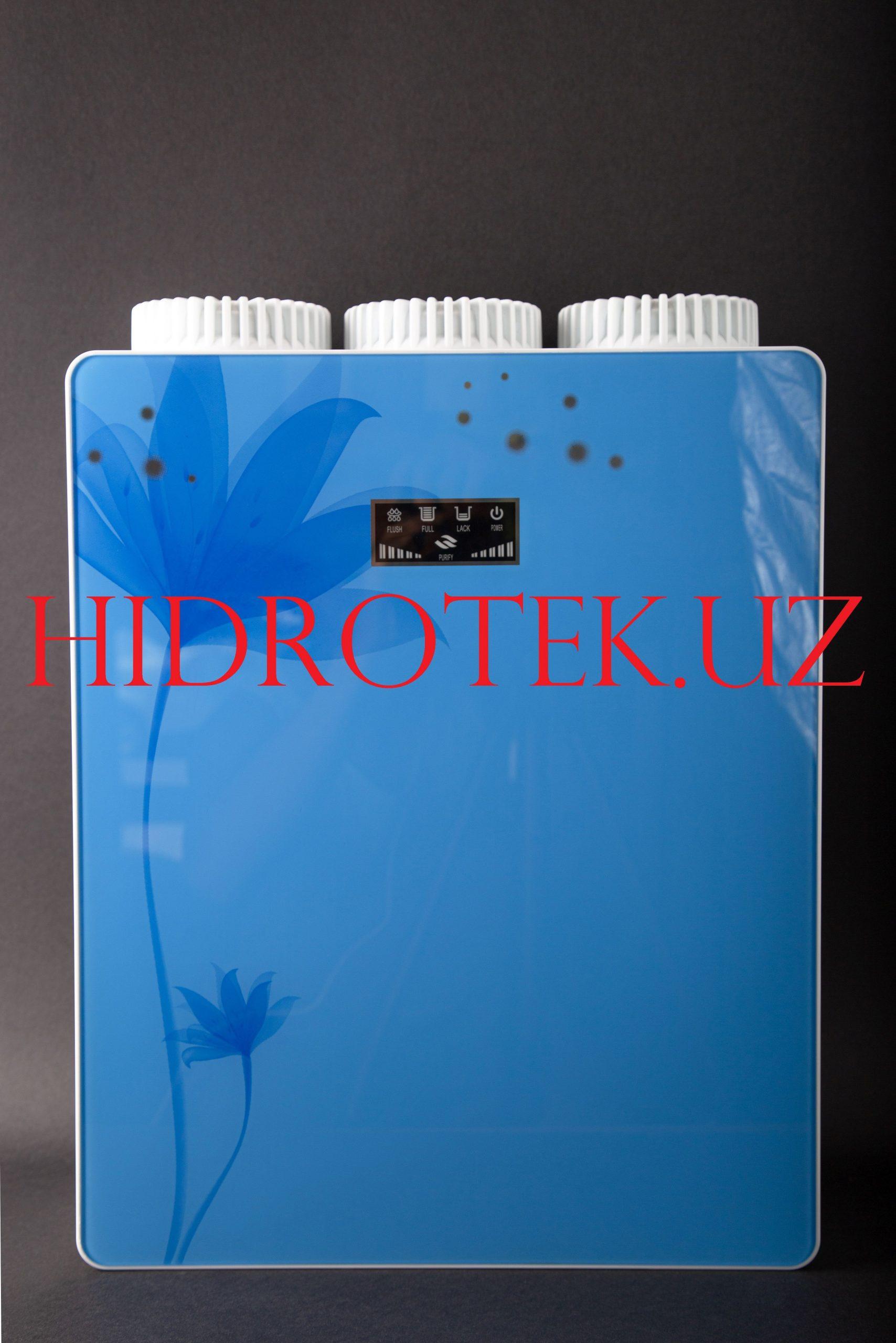 6-и ступенчатый фильтр для воды обратный осмос RO-518-75G